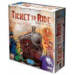 Билет на поезд по Америке (Ticket to Ride America)
